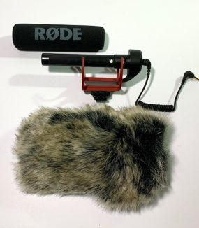Kit VideoMic GO + Deadcat