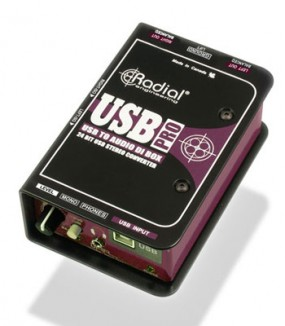 Interface USB-Pro