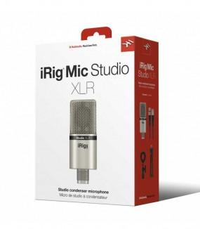 iRig Mic Studio XLR