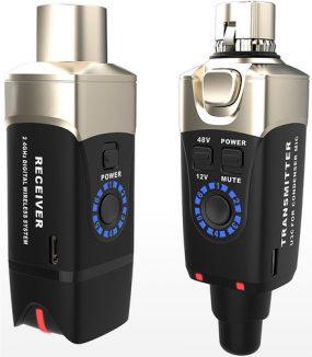 XVive U3C Sistema Inalambrico para Micrófonos de Condensador